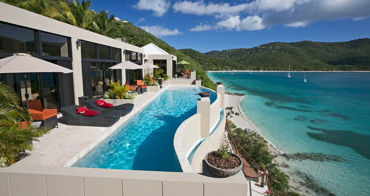 Magens Bay Luxury Real Estate Auction - St. Thomas USVI